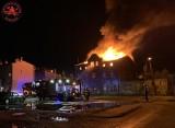 Swarzędz: Kolejny pożar kamienicy przy ul. Wiankowej