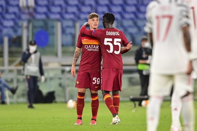 Nicola Zalewski znów błysnął w AS Roma. Zadebiutował w lidze i pomógł dobić Crotone