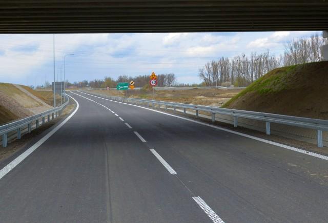 Na obwodnicy Stalowej Woli obowiązuje ograniczenie prędkości do  70 kilometrów na godzinę