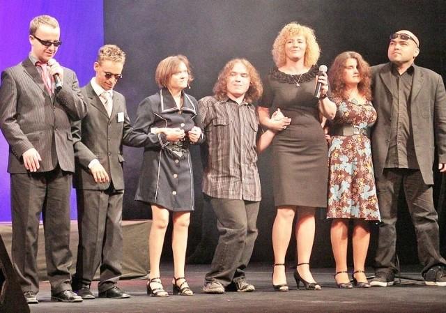 Koncert galowy Przeglądu Twórczości Niepełnosprawnych w Grudziądzu przyciąga tłumy
