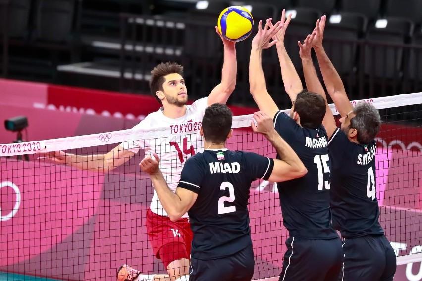 Tokio 2020. Mecz Polska - Iran