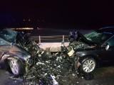 Wronowo. Wypadek na obwodnicy Augustowa. Pięć osób trafiło do szpitala. Droga byłą zablokowana [ZDJĘCIA]