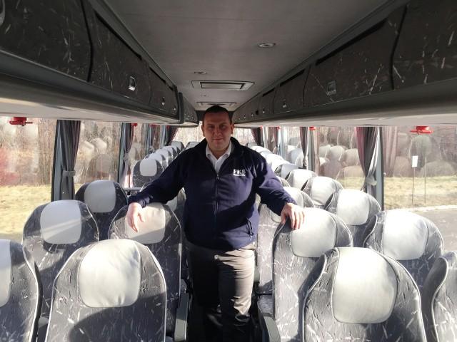 Autobusy pojawią się na drogach północy regionu z początkiem przyszłego roku.