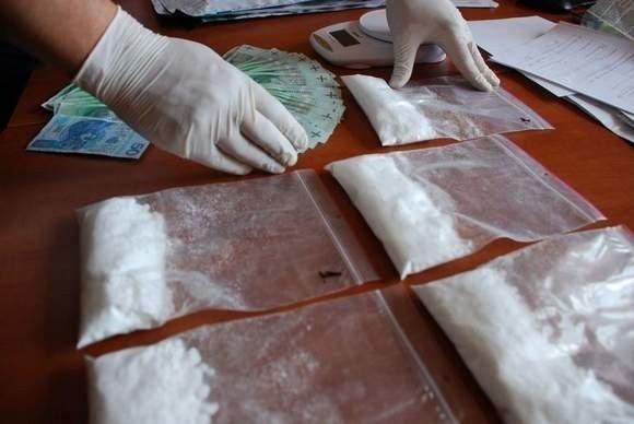 27-letnia Iwona D. z Miastka, przy której znaleziono narkotyki, została aresztowana na 2 miesiące.