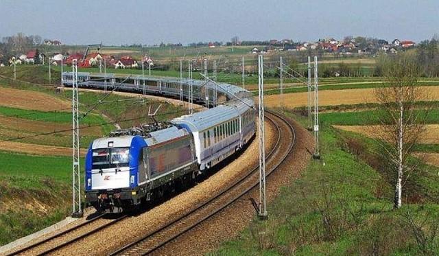 Od niedzieli. 4 września, pociągi pojadą wg nowego rozkładu.