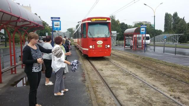 Tramwaj w Sosnowcu