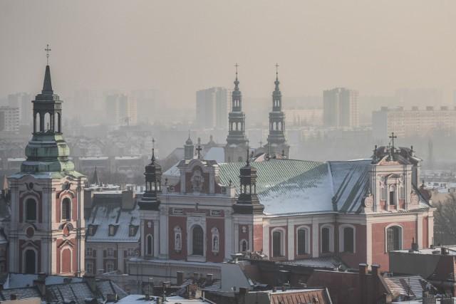 Smog w Poznaniu: Ośmiokrotne przekroczenia dobowych norm