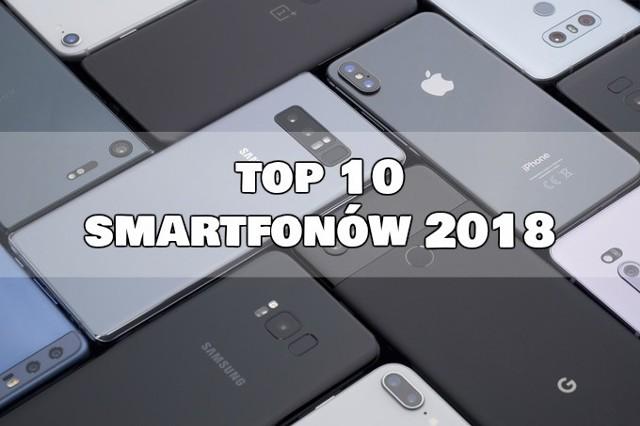 Najlepsze smartfony 2018 roku. Za nami całkiem udany dla rynku smartfonów 2018 rok. Co prawda nie doczekaliśmy się technologicznego przełomu, a bardziej ulepszanie pomysłów sprzed roku. Apple i Samsung nieco osiadły na laurach. Ogromny krok do przodu wykonał Huawei, który zaprezentował dwa świetne telefony. Oto nasz ranking TOP 10 najlepszych smartfonów 2018 roku!