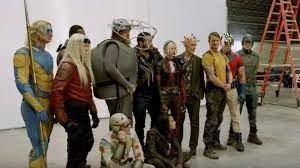 Legion samobójców. Suicide Squad
