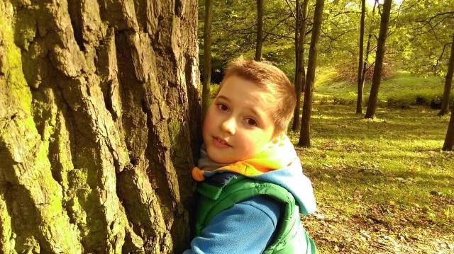 9-letni Karol potrzebuje dawcy szpiku.