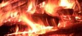 Pożar chlewni w gminie Lubraniec, zaczadzony inwentarz