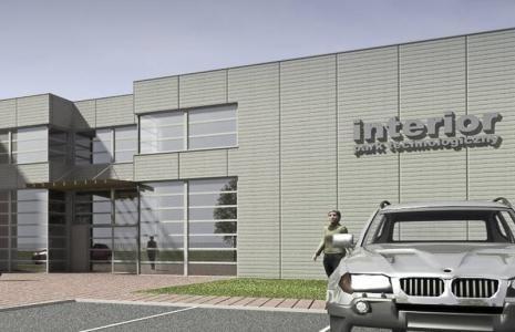 Interior w Nowej Soli dostanie milion zł z LRPOPieniądze na wkład własny da spółka Sinersio Poland.