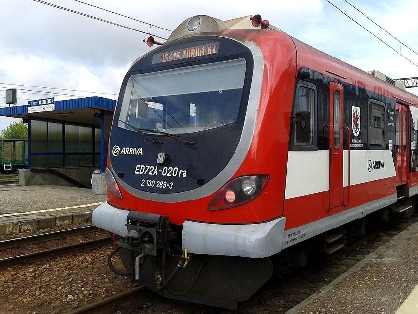Od najbliższej niedzieli przybędzie 20 pociągów kursujących do Kutna i z powrotem.