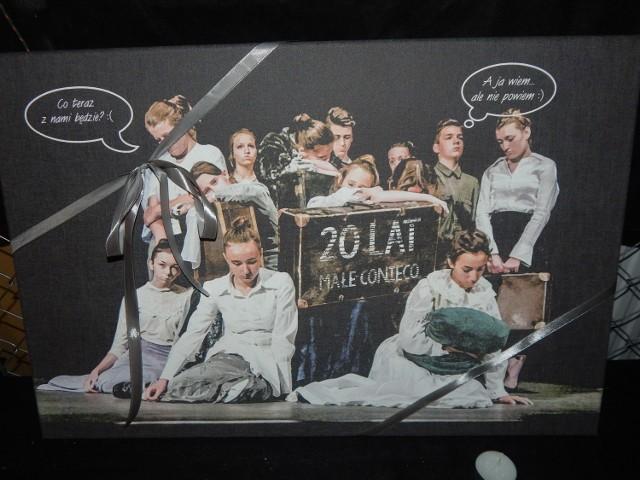 Jubileusz 20-lecia teatru Małe CoNieco z Czarnowic.