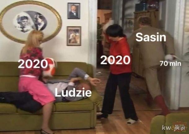 Co to był za rok! Memy o 2020 roku mówią więcej niż chcielibyśmy zapamiętać. Zobacz sam!