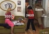 2020: wreszcie koniec! Memy mówią o nim wszystko. Oby rok 2021 był dla nas lepszy