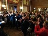 """W sztabie PiS w Bydgoszczy oklaski, chwila euforii, ale też: """"Jesienią musimy wygrać w Kujawsko-Pomorskiem"""""""