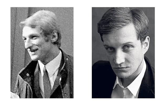 Jacek Bierezin (po lewo), Jakub Kryształ (po prawo; fot. Magdalena Franczuk)