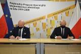 5 mln zł więcej na dworzec metropolitarny. Marszałek i prezydent podpisali umowę