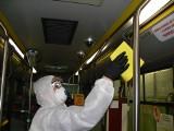 Koronawirus w powiecie sandomierskim? Cztery osoby pod nadzorem. Dezynfekcja autobusów miejskich w Sandomierzu (ZDJĘCIA)