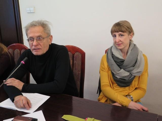 Marek Janiak podkreśla, że za poprzedniej dyrekcji w Miejskiej Pracowni Urbanistycznej ponad 50 osób wykonało tylko 3 plany