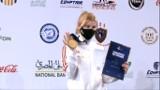 Alicja Klasik z Rybnika mistrzynią świata kadetek w szpadzie