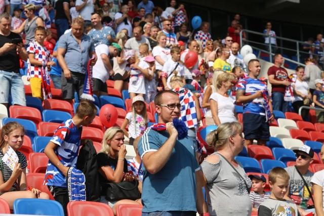 Zbigniew Boniek chciałby, aby na meczach była chociażby ograniczona liczba widzów.