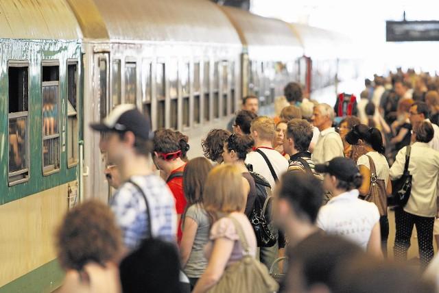 Spółka Przewozy Regionalne wciąż wozi pasażerów taborem sprzed 30-40 lat