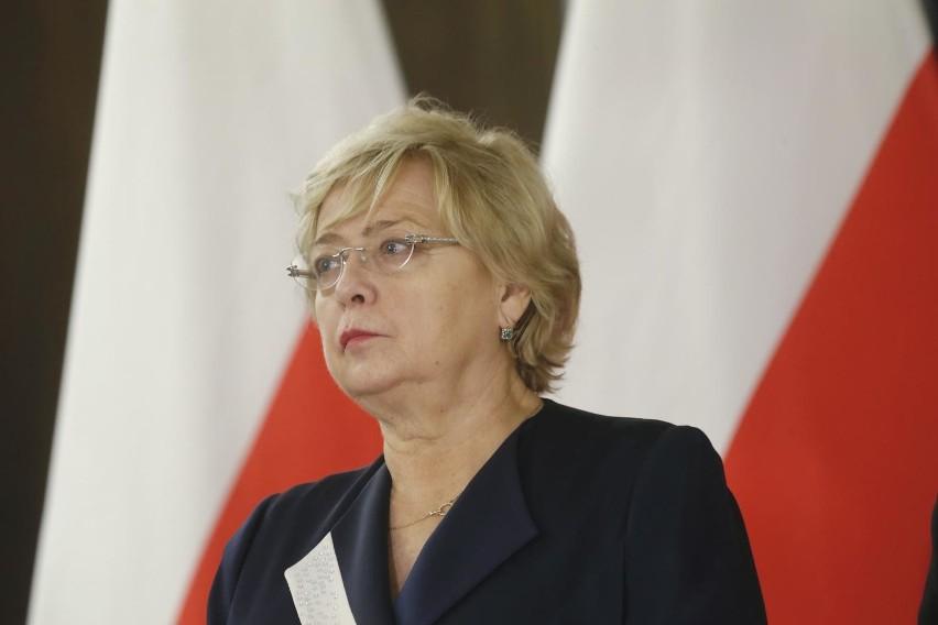Premier skieruje wniosek do TK ws. uchwały SN. Gersdorf: TK nie ma prawa wkraczać