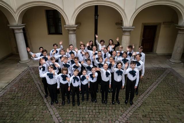 Chór Chłopięcy Filharmonii Krakowskiej w 2021 roku obchodzi 70-lecie działalności