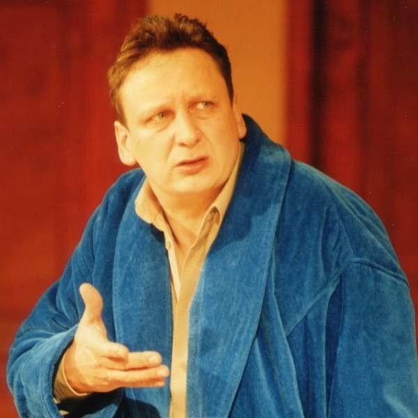 Mirosław Połatyński. Spełniony aktor wyjechał do Kanady spełnić się jako reżyser.