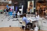 Dzień Zdrowia w galerii Korona w Kielcach. Specjaliści udzielali darmowych porad, można było sprawdzić... poziom tkanki tłuszczowej ZDJĘCIA