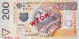 Banknot 200-złotowy po liftingu