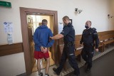 Areszt za kradzież w Rossmannie i grożenie nożem ochroniarzowi