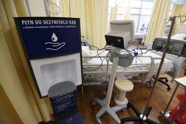 Szpital tymczasowy w Ciechocinku został uruchomiony 29 marca