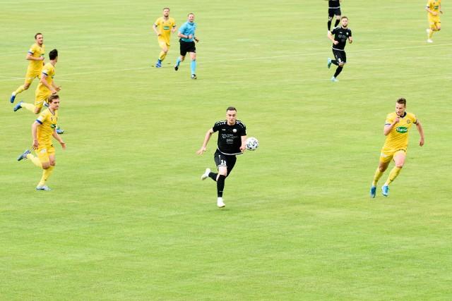 Zawodnicy Elany przegrali bardzo ważny mecz w Siedlcach