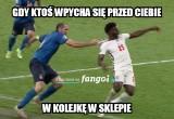 Memy po finale Euro 2020: Chellini do Sterlinga: Do kolejki, kolego! [13.07]