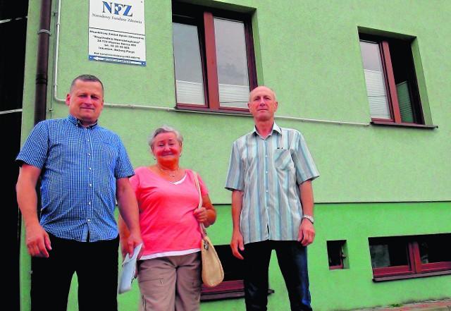 Zdaniem niektórych mieszkańców Mszany Górnej, zaproponowany przez gminę remont przychodni, to bubel inwestycyjny
