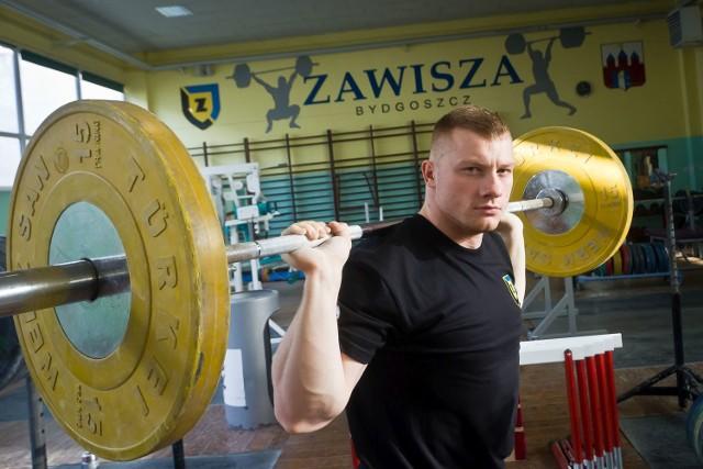 Tomasz Zieliński na razie został zawieszony. Czeka na wyjaśnienie wyników badania próbki B.