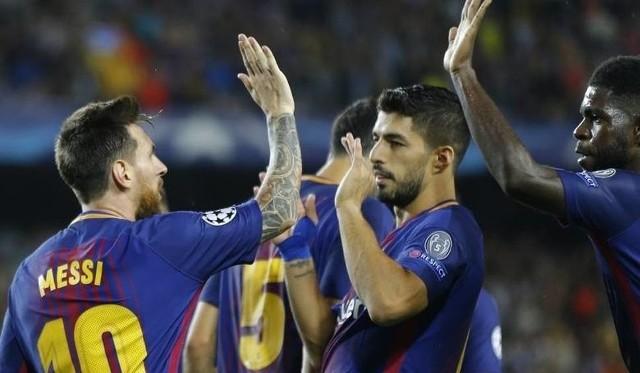 FC Barcelona - AS Roma ONLINE. Transmisja live stream na żywo za darmo. Gdzie oglądać w TV i Internecie 4.04.2018 (wideo)