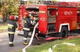 Pożar, wypadek i nietrzeźwy na drodze - to działo się w powiecie chełmińskim