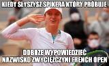 Iga Świątek wygrała Roland Garros MEMY Internet oszalał na punkcie polskiej tenisistki