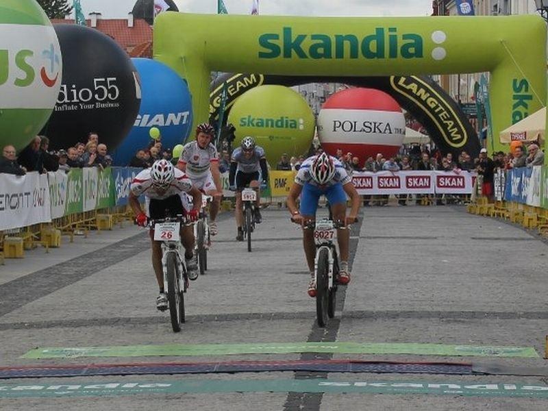 Dystans niespełna 40 kilometrów, najszybciej pokonał Roman Kołodziejczyk (Torq Superior MTB Środa Wielkopolska).