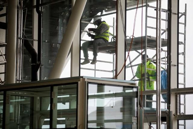 Rozbudowa terminala PLL