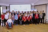 Zabierzów. Samorządowcy docenili zawodników i trenerów za wybitne osiągnięcia sportowe [ZDJĘCIA]