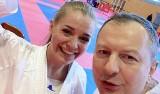 Błysk łodzianki Doroty Banaszczyk w Paryżu – Karate Test Match 2021