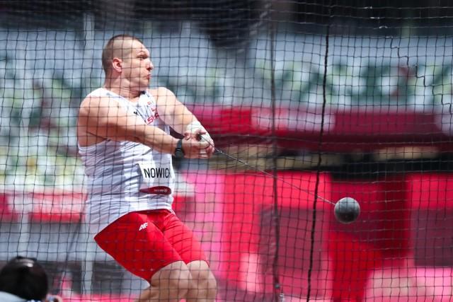 Wojciech Nowicki złotym medalistą Igrzysk Olimpijski w Tokio w rzucie młotem