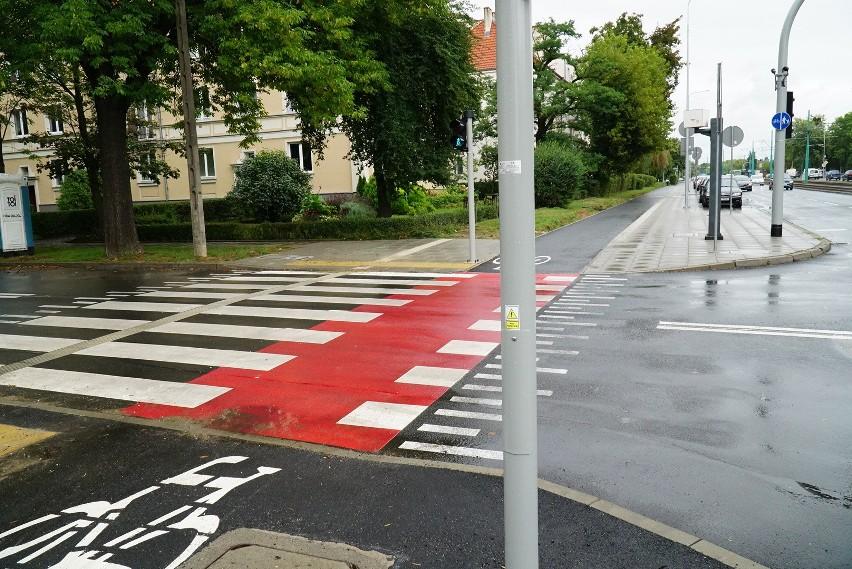 Radni wnoszą o poprawienie niebezpiecznych miejsc drogi...