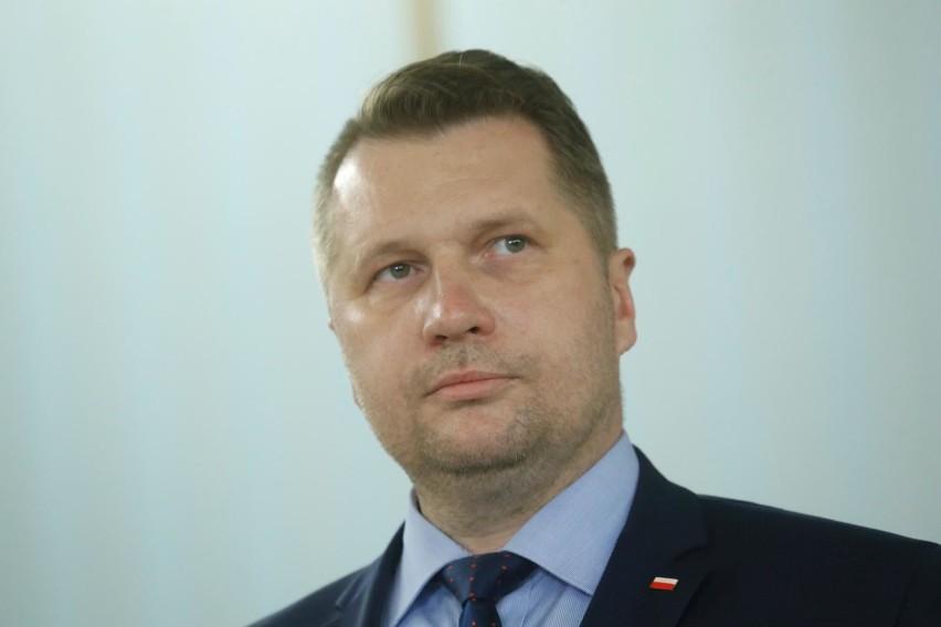 Przemysław Czarnek zakażony koronawirusem. Dziś miał odebrać nominację na nowego ministra edukacji i nauki
