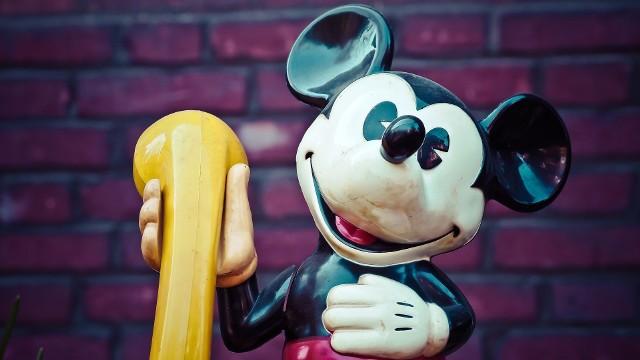 A kto znalazł się w samej czołówce? Na miejscu 10 - Disney.